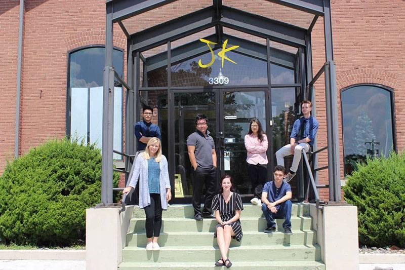 TAF JK Group: Social Media Staff