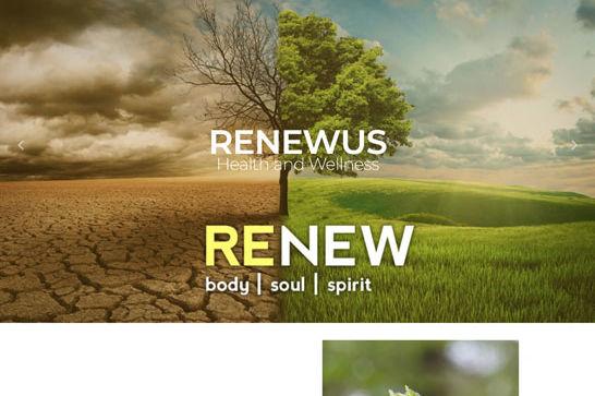 Renewus: Wellness Treatments