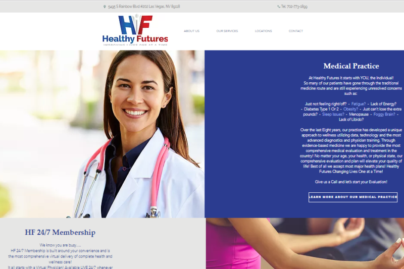 Healthy Futures: Wellness and Hormone Replacement Therapy
