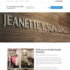 Jeanette Y. Son, DMD