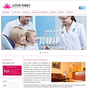 Lotus Family Dentistry