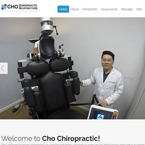 Cho Chiropractic / Acupuncture