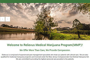 Relievus Medical Marijuana: New Jersey
