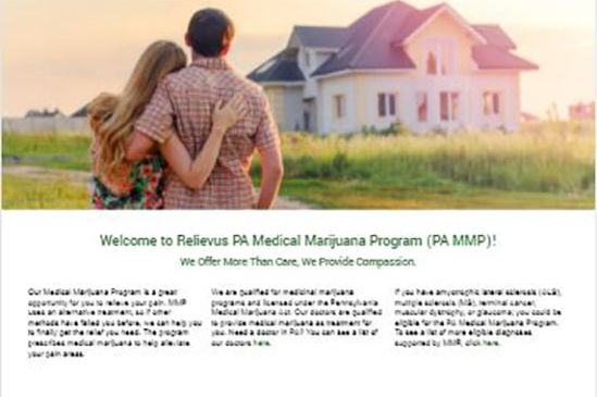Relievus Medical Marijuana Progarm (MMP)